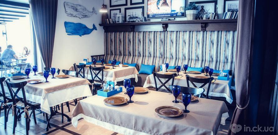 Фото 2 - На пирсе появился ресторан со средиземноморской кухней