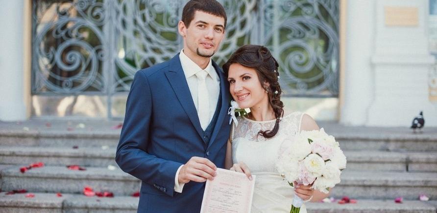 Регистрация брака в ЗАГСе (фото Tinna Tihonenko, http://vk.com/tinna_photo)