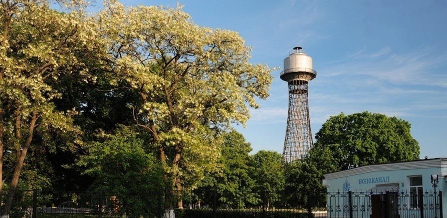 Гіперболоїдна водонапірна башта Шухова