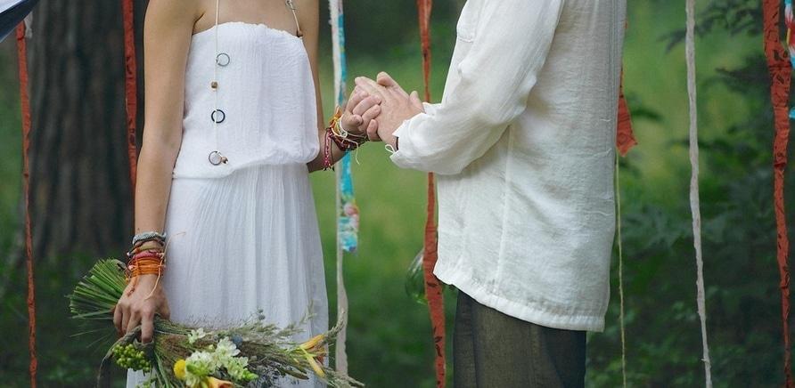 Фото 2 - Ольга Касьянова пригласила мужа на свадьбу