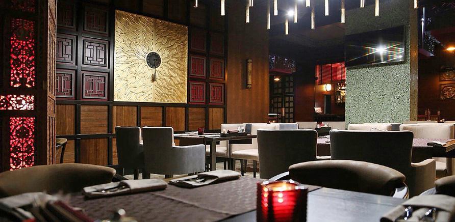 """Фото 1 - Інтер'єр ресторану паназіатської кухні """"Мао"""""""