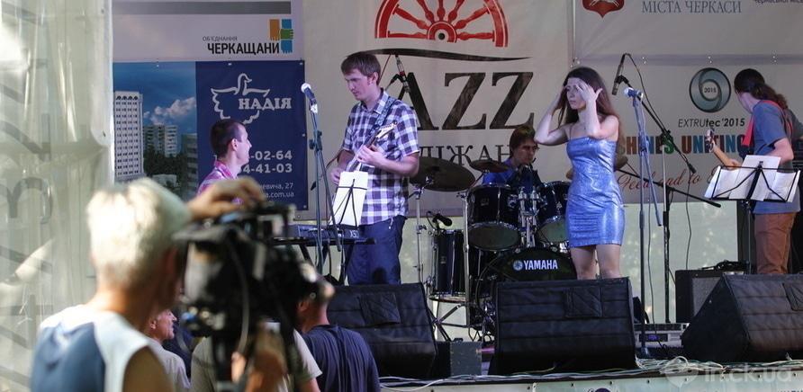 """Фото 6 - В Черкассах проходит фестиваль """"Jazz Dилижанс"""""""