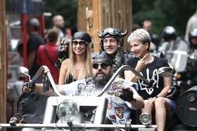 Статья 'Байкеры со всей Украины съехались на черкасский мотофест'