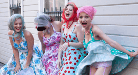 Стаття 'Як весело та незвично відсвяткувати дівич-вечір? '