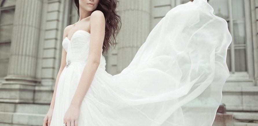 'Как выбрать идеальное свадебное платье?'