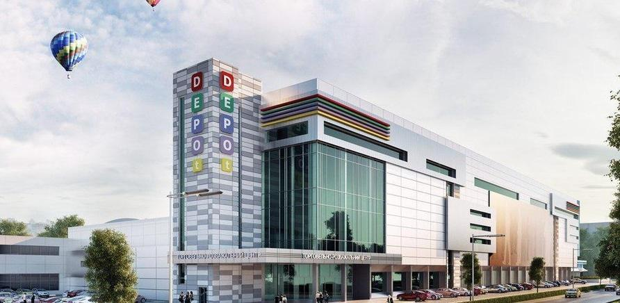 'ТРЦ 'Depot' откроется в марте'