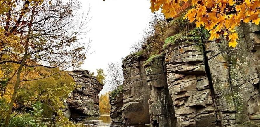Фото 1 - Осень в Буках (фото – http://1ua.com.ua/nf7144633)