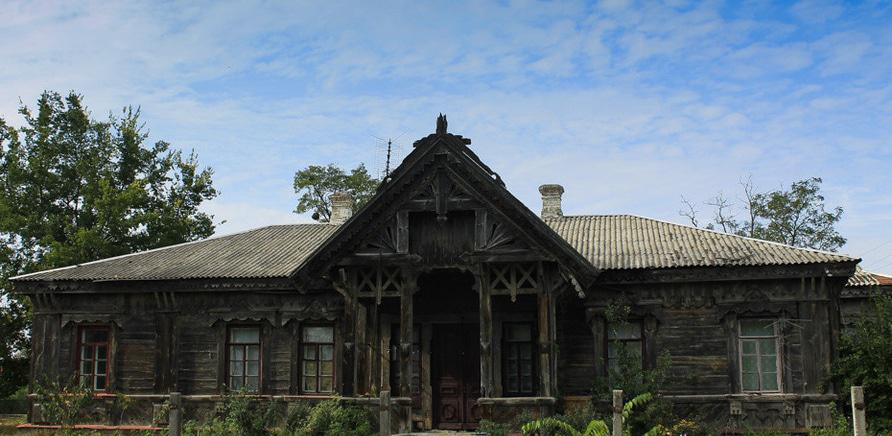 Фото 2 - Здание старой больницы (фото – dniprovych.livejournal.com)