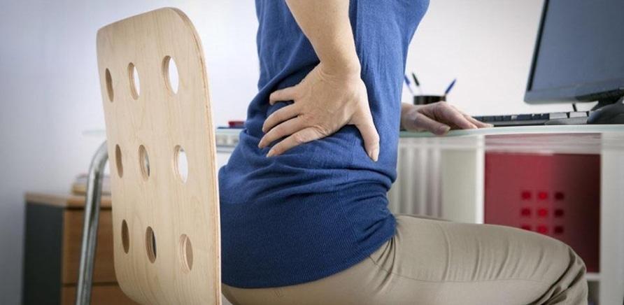 'Как избавиться от боли в спине при сидячей работе?'