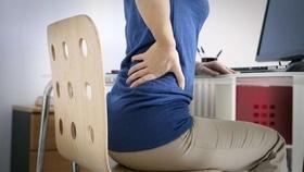 Статья 'Как избавиться от боли в спине при сидячей работе?'