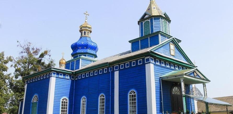 'Туристичний маршрут: старовинні церкви Черкаської області'