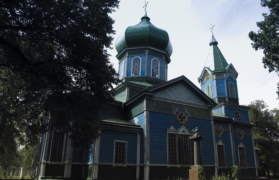 Церква Св. Дмитра Солунського