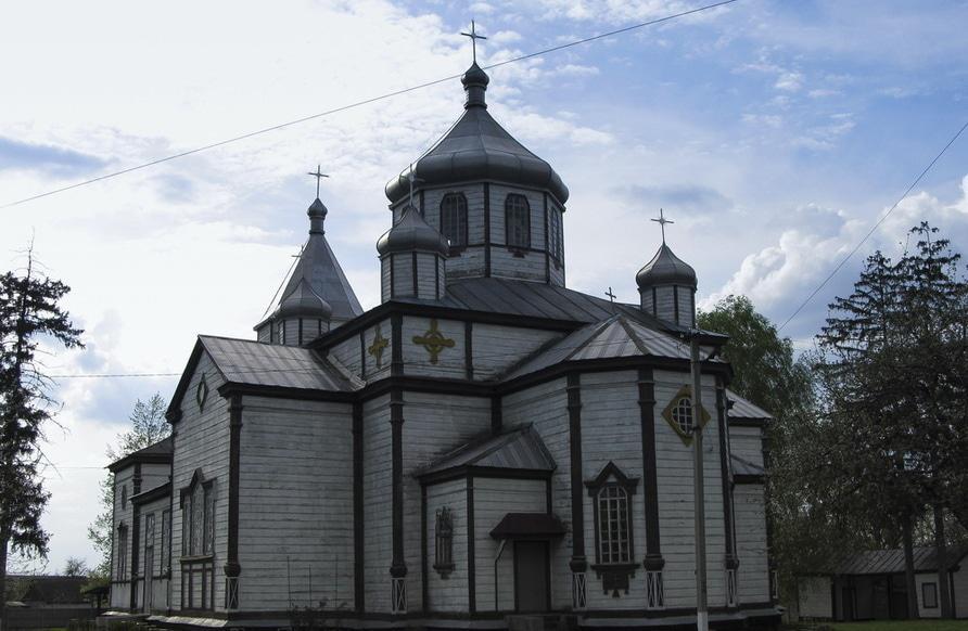 Церква святого Архангела Михаїла