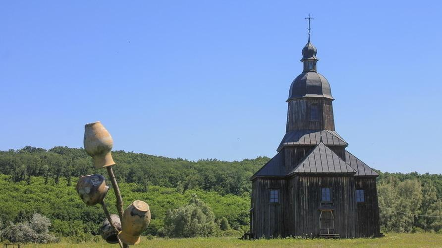 Миколаївська церква. Стецівка