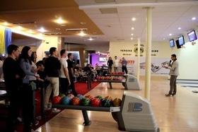 Статья 'Черкасские компании определили лучших в боулинге'