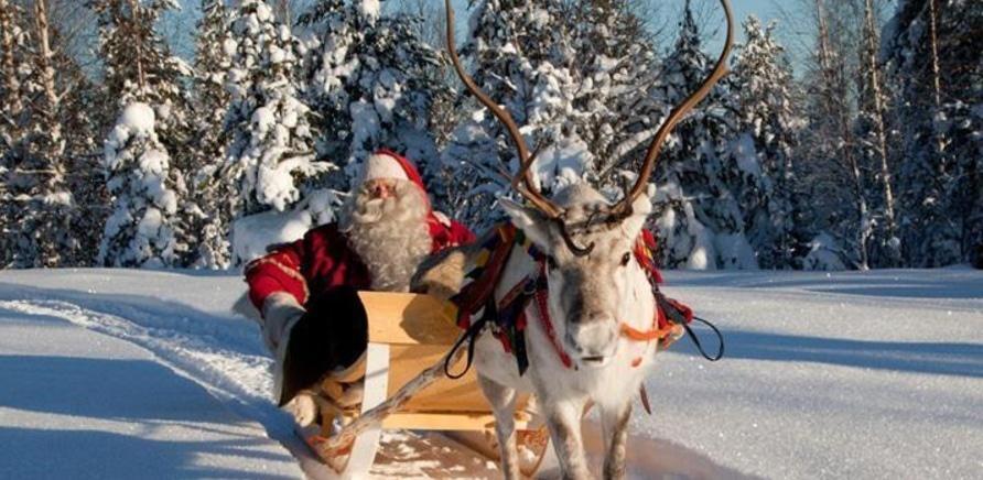 'Де замовити Діда Мороза на свято в Черкасах?'