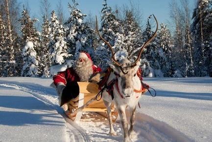 'Новый год 2018' - статья Где заказать Деда Мороза на праздник в Черкассах?