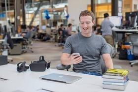 Стаття 'Що читати у новому році: топ-20 рекомендацій від Марка Цукерберга'