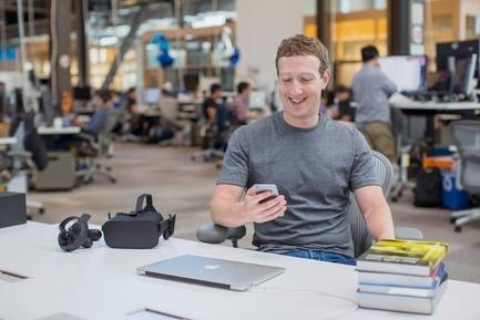 Статья 'Что читать в новом году: топ-20 рекомендаций от Марка Цукерберга'