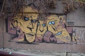 Стаття 'Вуличне мистецтво: стріт-арт у Черкасах'