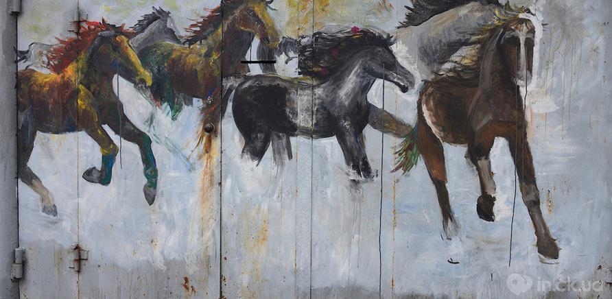 Вуличне мистецтво: стріт-арт у Черкасах