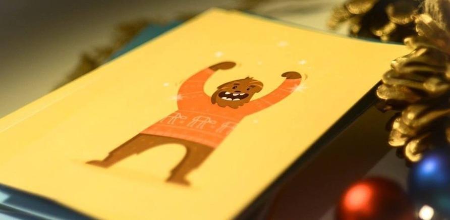 """Фото 1 - Черкаський дизайнер створив серію листівок із героями фільму """"Зоряні війни"""""""