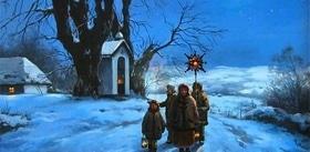 Статья 'Украинские традиции празднования Старого Нового года'