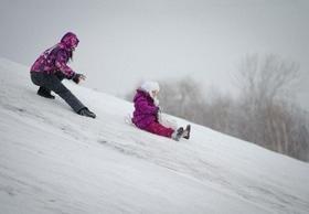 Стаття 'Місця для зимових забав у Черкасах'