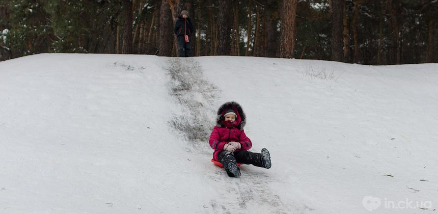 Фото 2 - Места для зимних забав в Черкассах