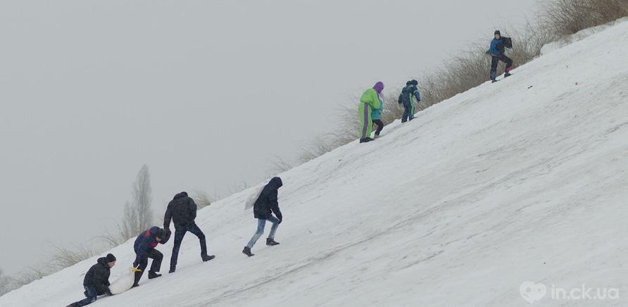 Фото 1 - Места для зимних забав в Черкассах