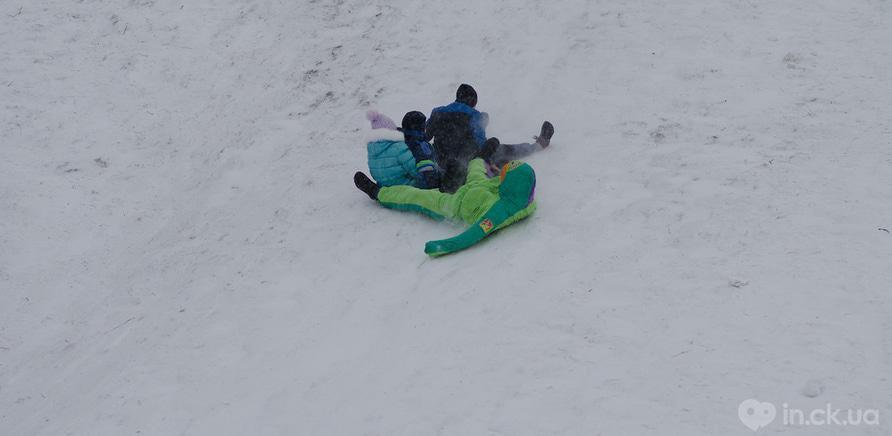 Фото 4 - Места для зимних забав в Черкассах