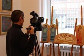 Стаття 'У Черкасах відкрили виставку казкових картин'