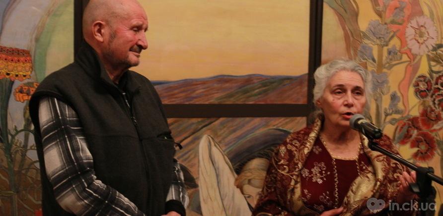 Фото 4 - Черкасщанам представили выставку одной картины