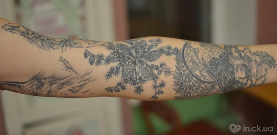 Татуировки на всю жизнь фото