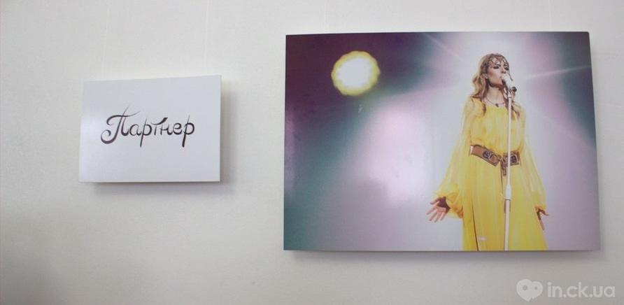 Фото 3 - Известная певица Ольга Горбачева презентовала черкасщанкам фотовыставку
