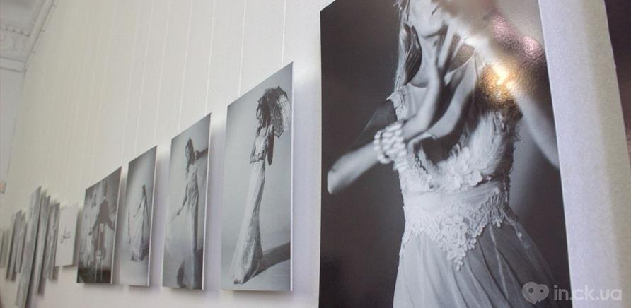 Фото 4 - Известная певица Ольга Горбачева презентовала черкасщанкам фотовыставку