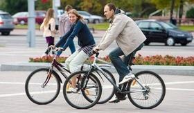 Статья 'На работу на велосипеде'
