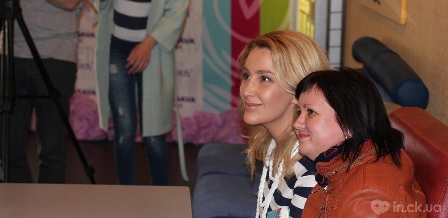 """Фото 8 - Светлана Вольнова рассказала о сексуальности на фестивале """"KRASAVAfest"""" в Черкассах"""