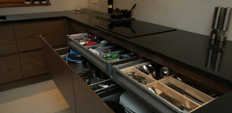 Фото 5 - Проект кухни от Interno