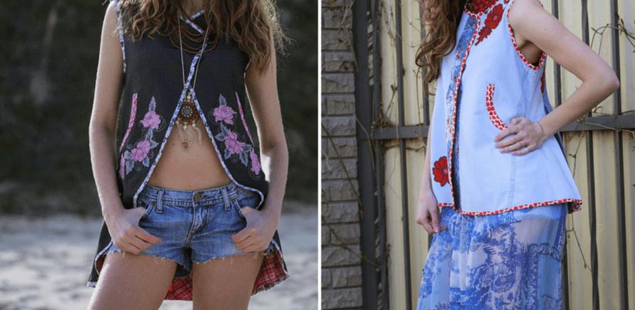 Фото 1 - Новый тренд черкасской моды – корсетки