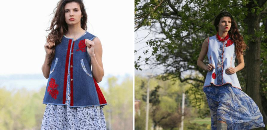 Фото 2 - Новый тренд черкасской моды – корсетки