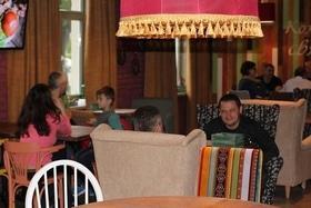 Статья 'Приходите в гости: в Черкассах открылось грузинское кафе '
