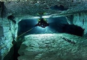 Статья 'Подводное царство: рассказы черкасских дайверов '