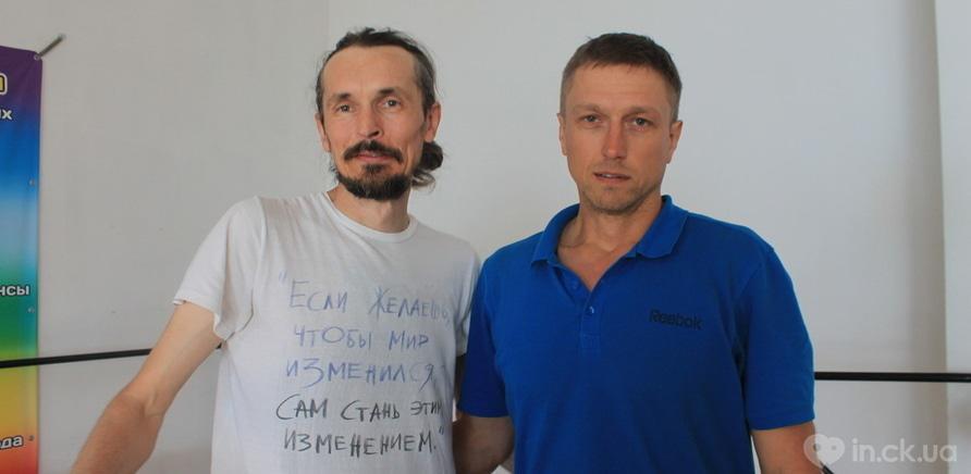 Фото 4 - В Черкассах появился прототип славянского тренажера