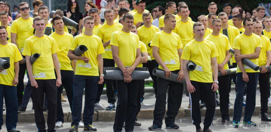 Фото 8 - Качай пресс: черкасщане установили новый спортивный рекорд Украины