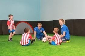 Статья 'Уникальный футбольный клуб для детей открыли в Черкассах'