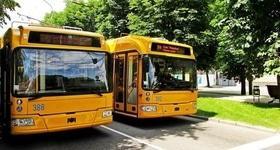 Статья 'Школьники и студенты будут ездить в черкасских троллейбусах бесплатно'