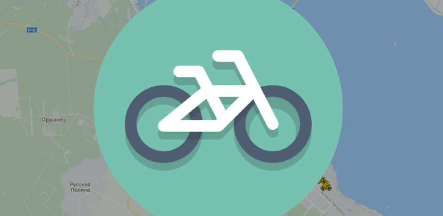 'Карта велопарковок Черкасс'