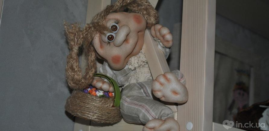 Фото 2 - Черкасская мастерица изготавливает интерьерные куклы из капрона