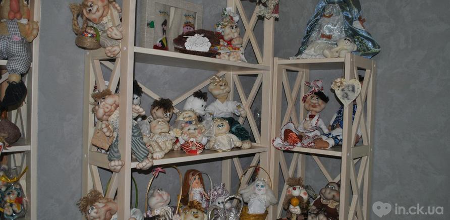 Фото 4 - Черкасская мастерица изготавливает интерьерные куклы из капрона